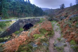 Cutthroat Bridge, Ladybower